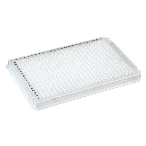 globe scientific PCR-384-ROCW pcr plate white