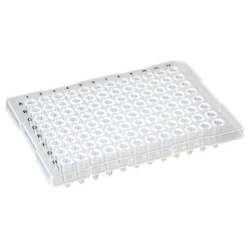 globe scientific PCR-HS-FL02 96 well plate