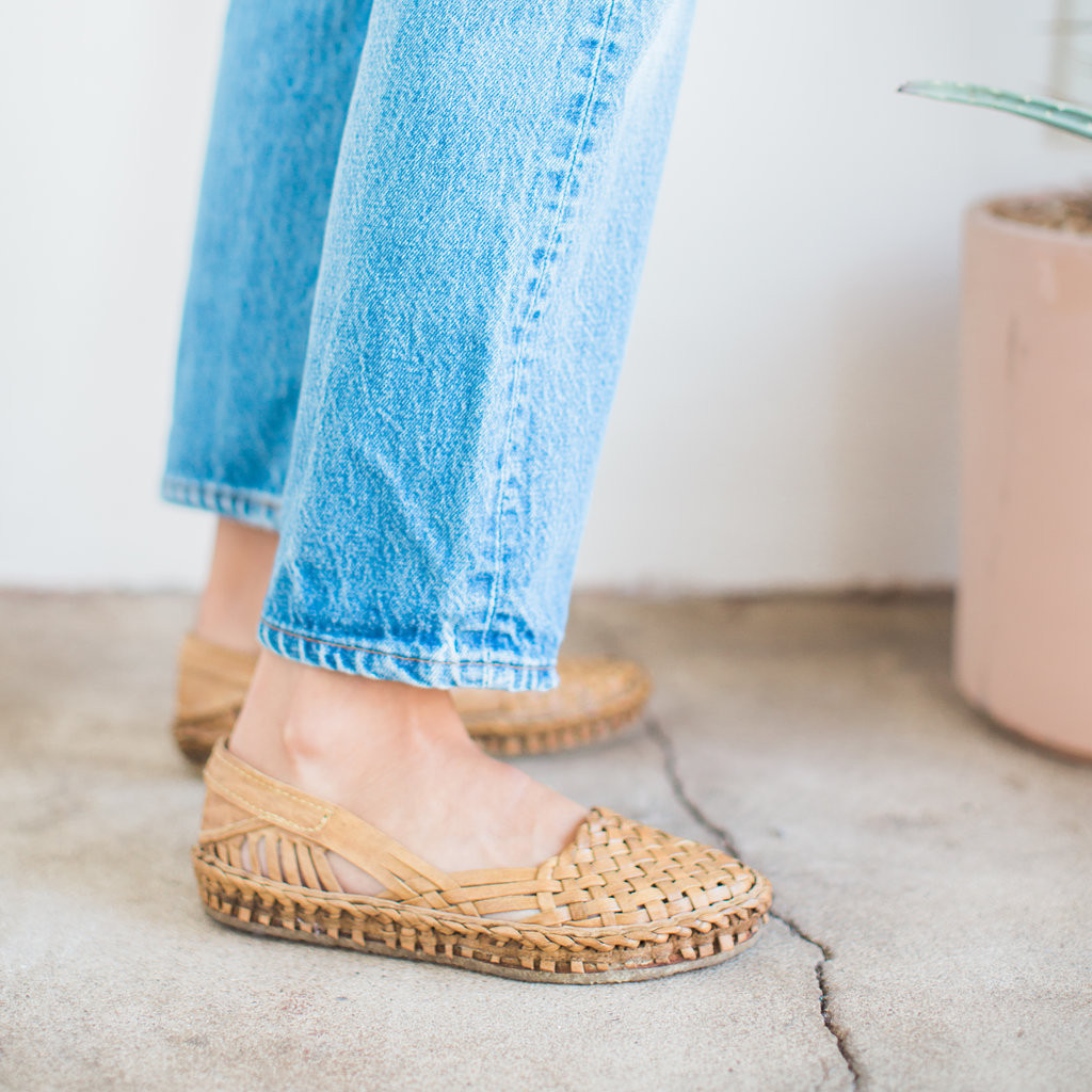 Mohinders : Woven Flats