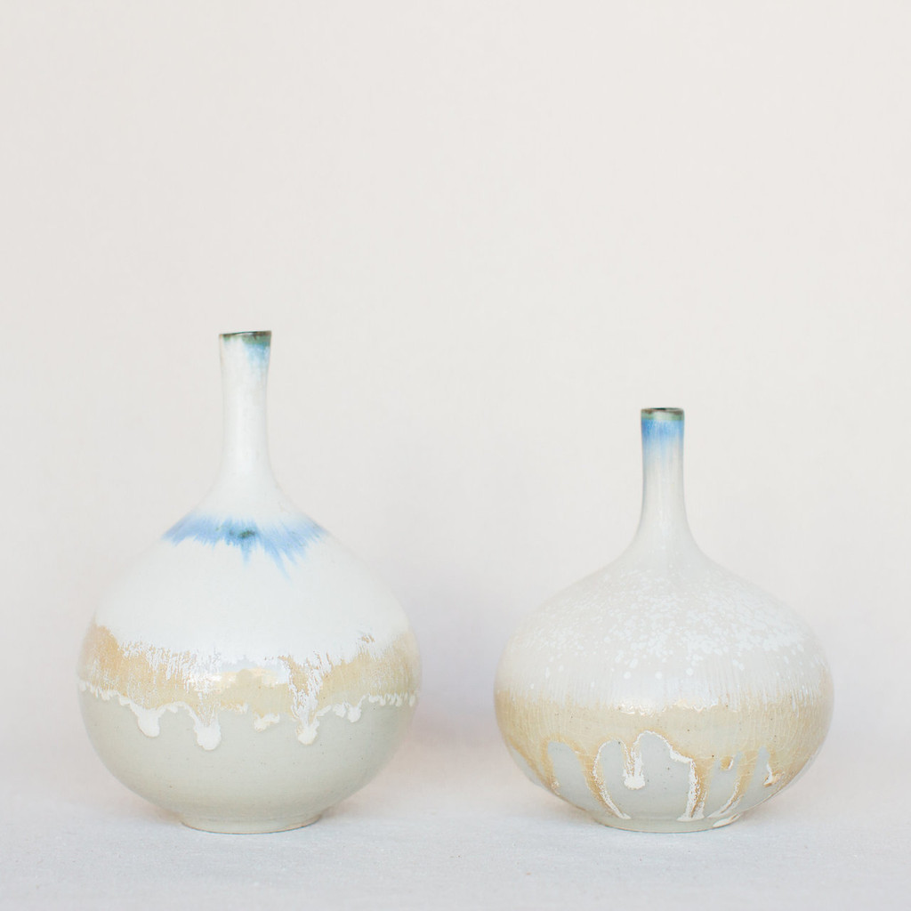 Mark Churchill : Cobalt Vase Collection