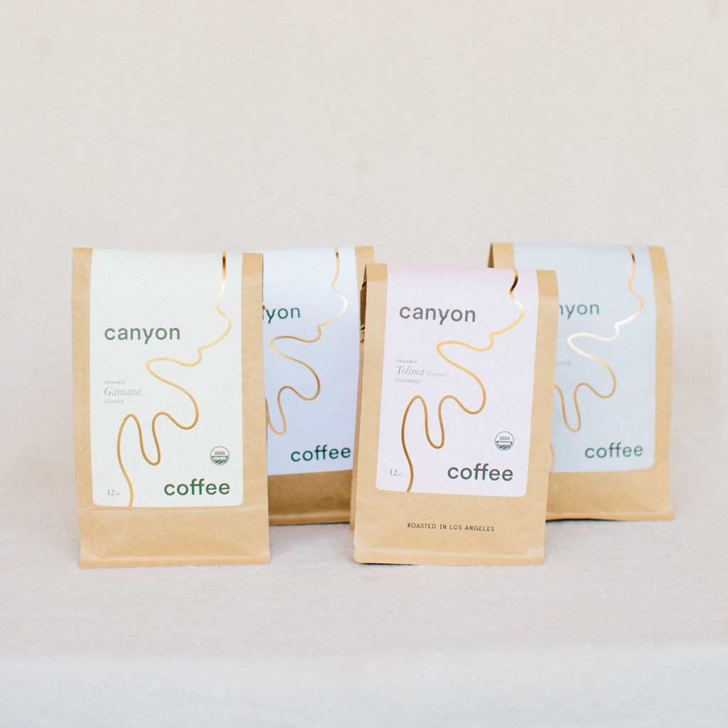 Canyon Coffee : Coffee Beans