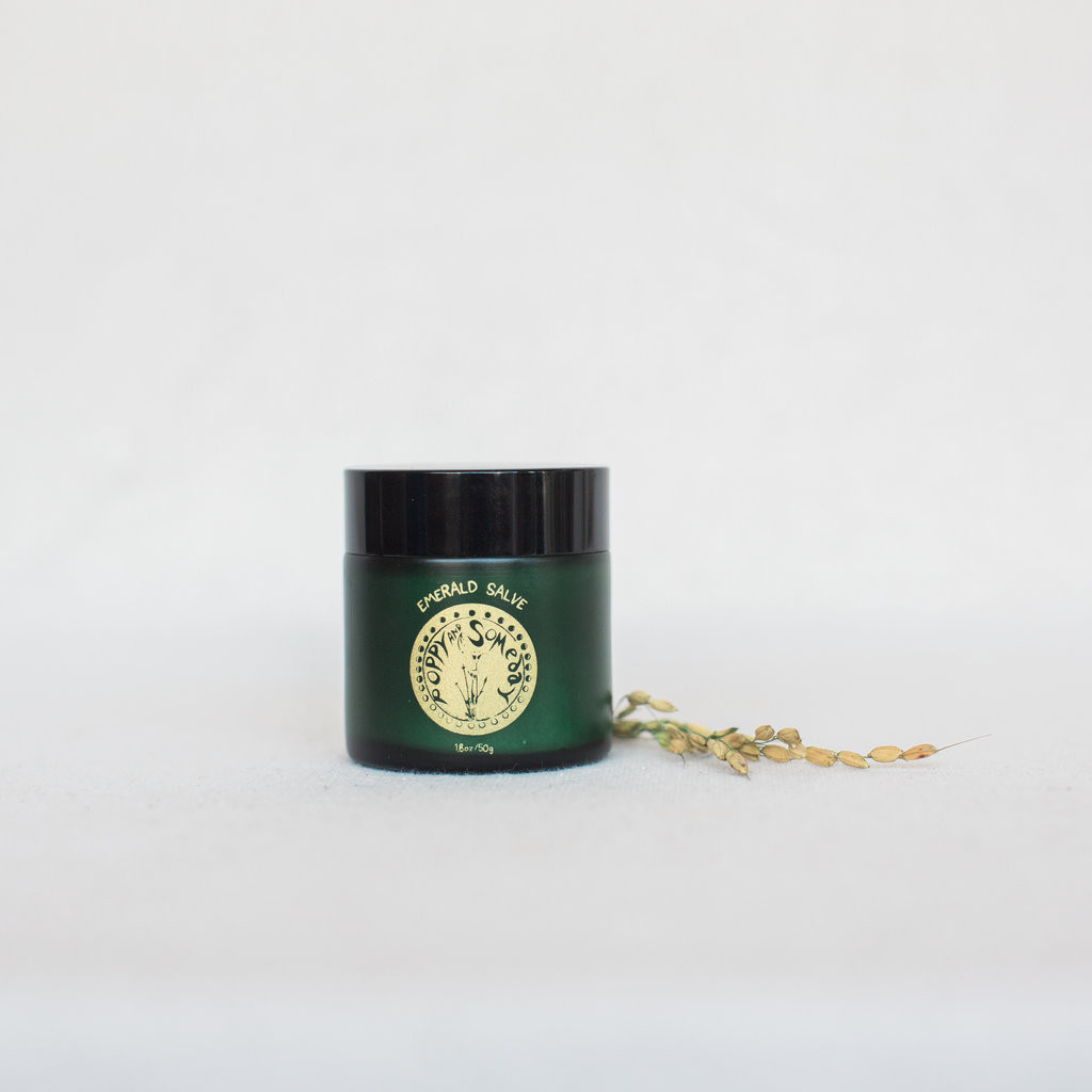 Poppy & Someday : Emerald Salve
