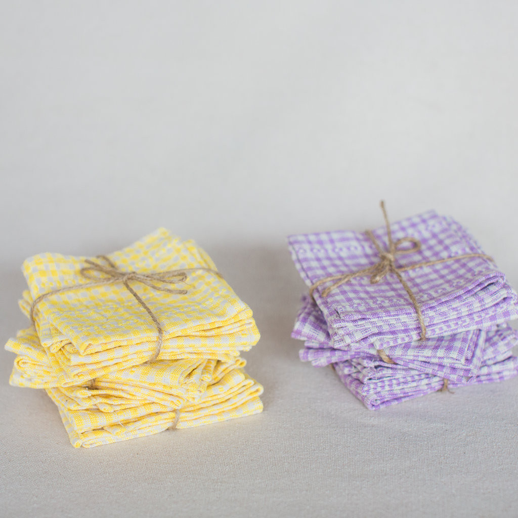 Heather Taylor Home : Kids Napkins