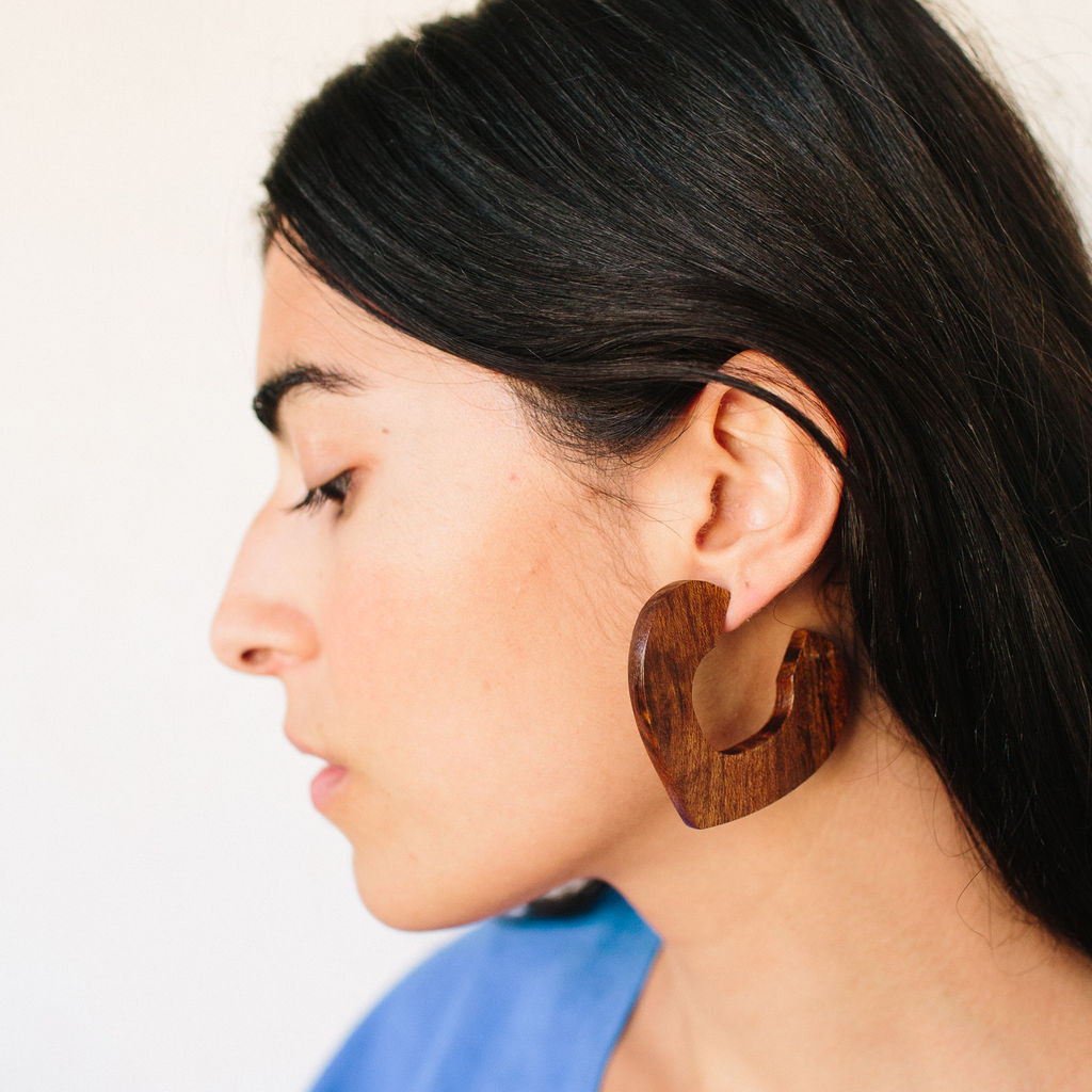 Sophie Monet : The Palma Hoops