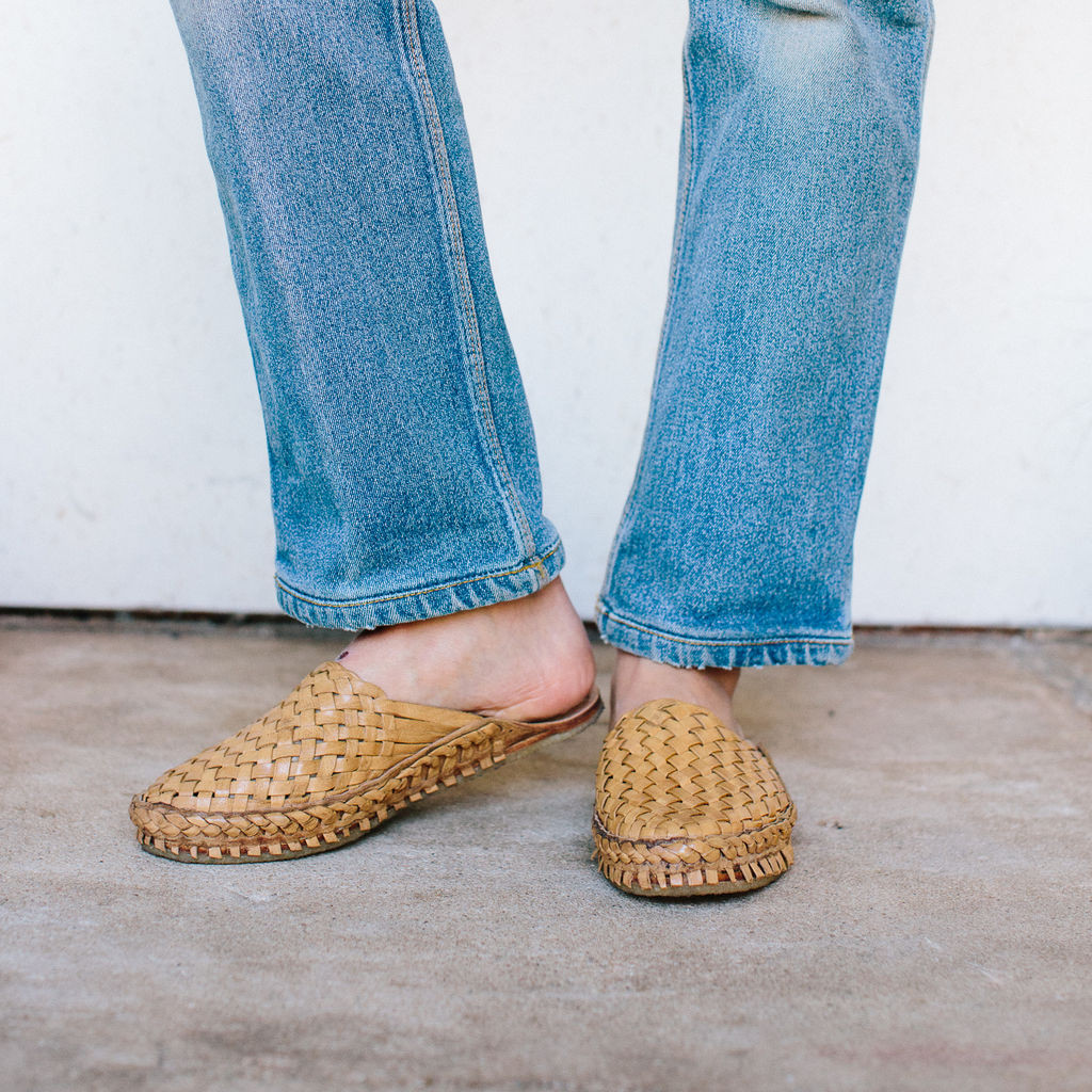 Mohinders : City Slipper Woven