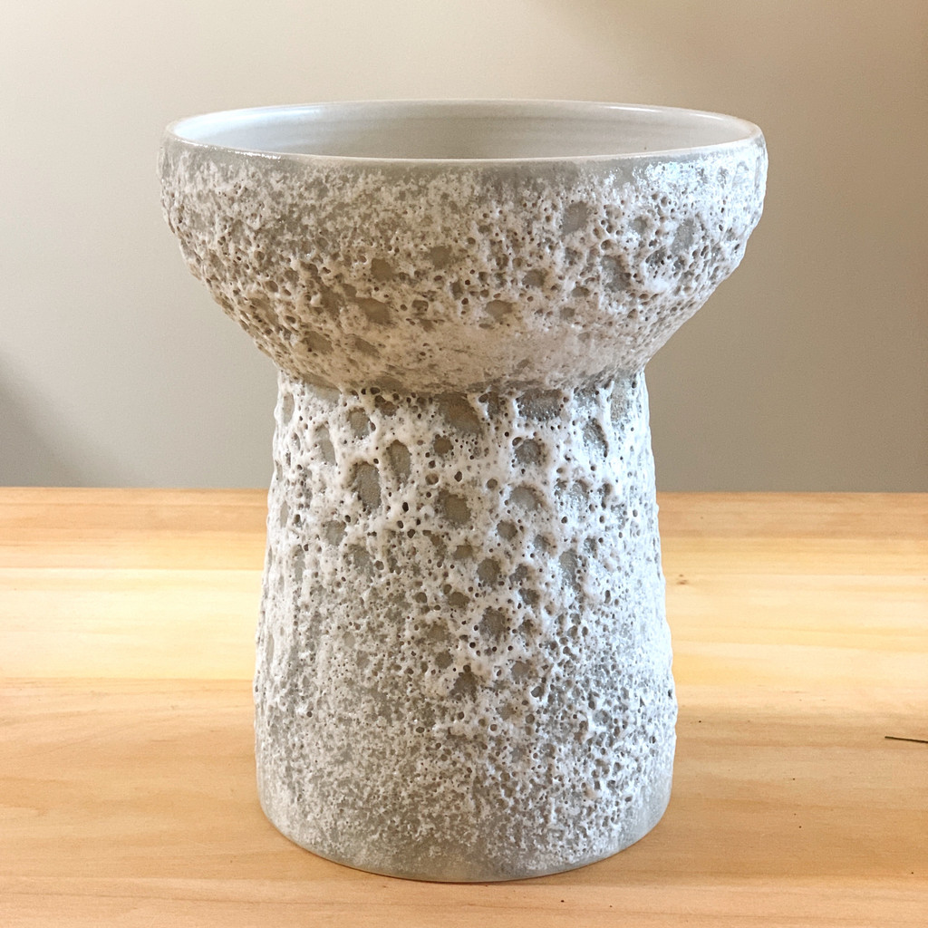 Mark Churchill : Matilija Crater Vase