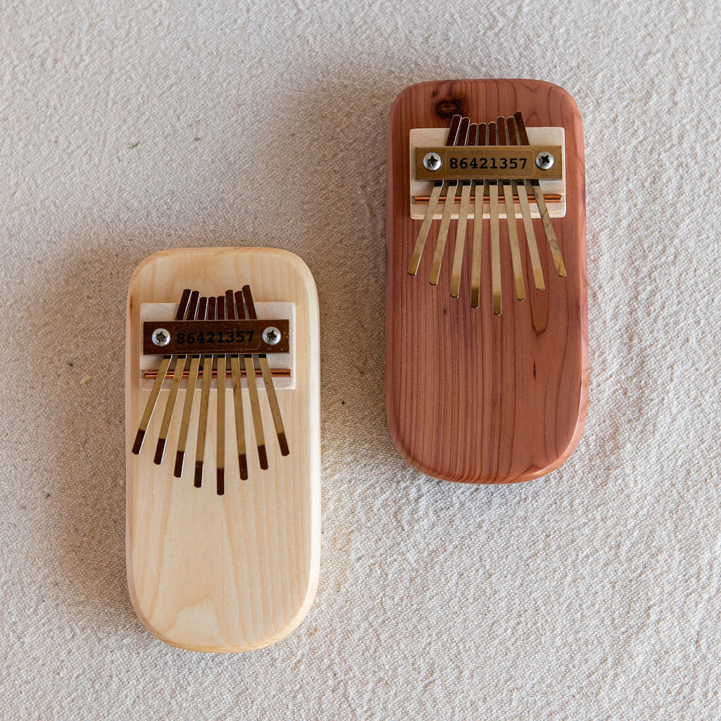 Mountain Melodies : Thumb Piano
