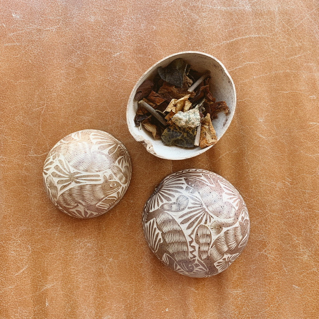 OESTE : Coconut Bowls