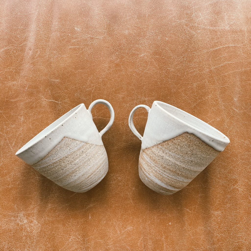 Whiskey & Clay : Earth Mug
