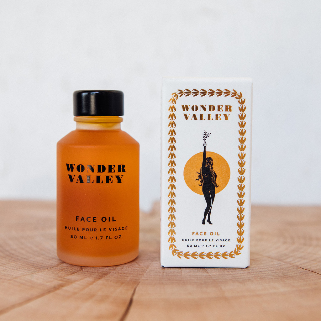 Wonder Valley : Face Oil