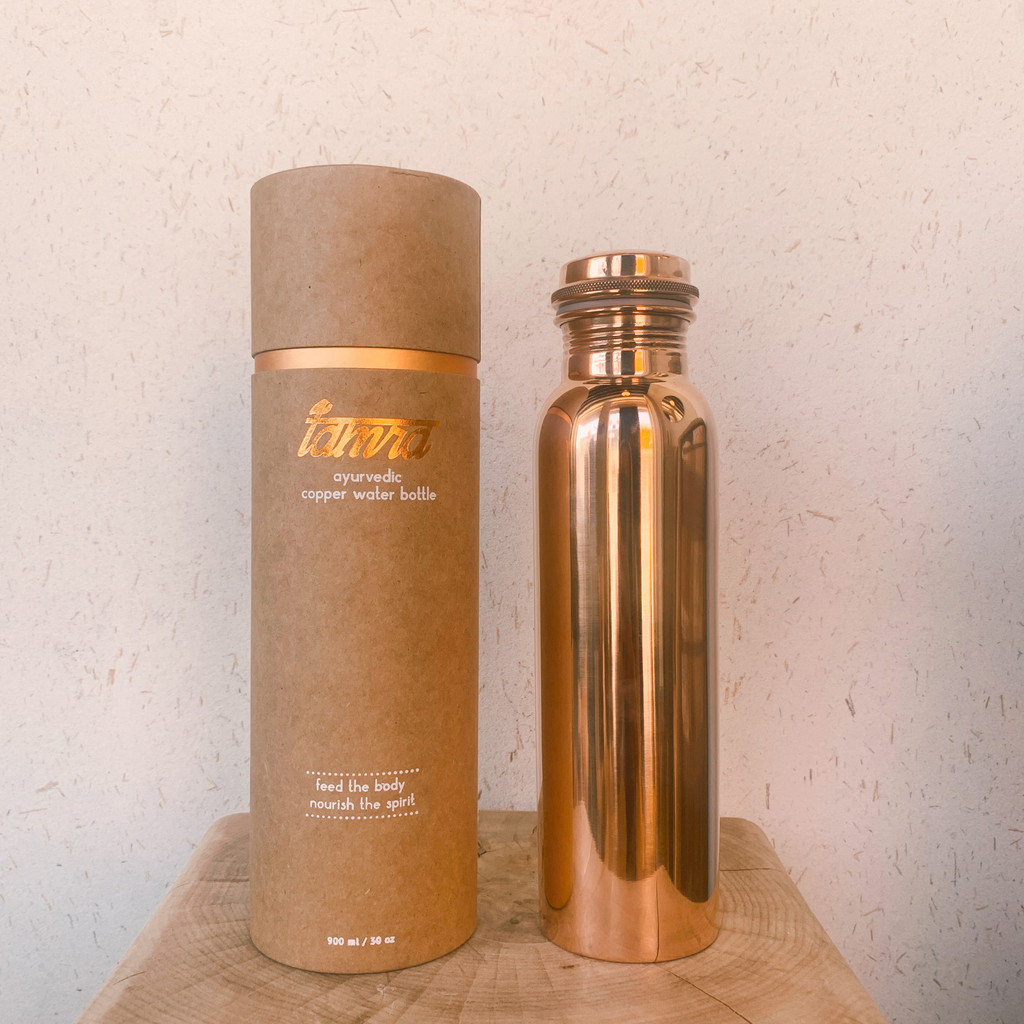 Tamra : Ayurvedic Copper Water Bottle