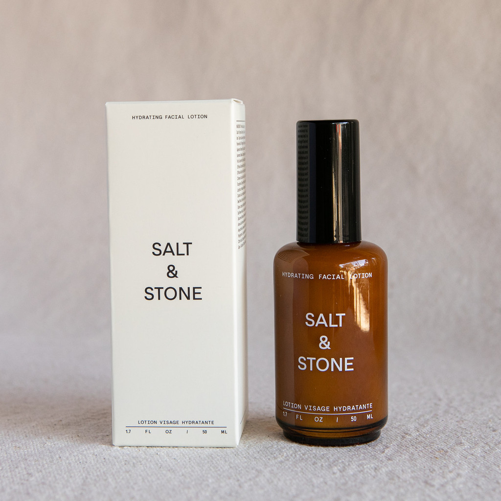 Salt & Stone : Hydrating  Facial Lotion