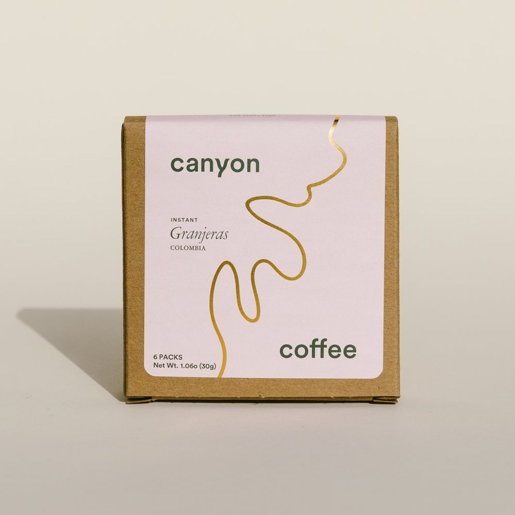 Canyon Coffee: Instant Coffee
