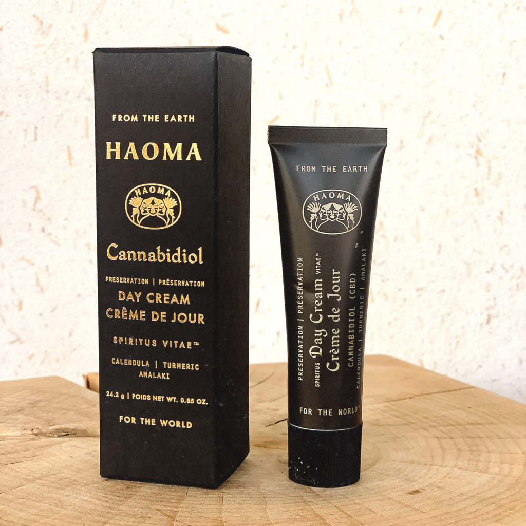 Haoma : Preservation Day Cream