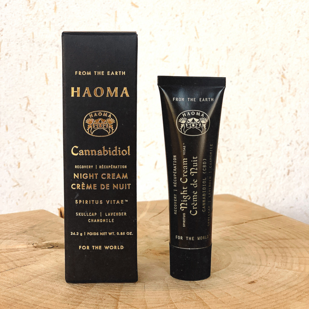 Haoma : Recovery Night Cream