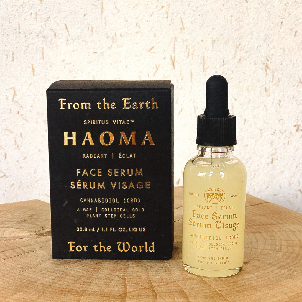 Haoma : Radiant Face Serum