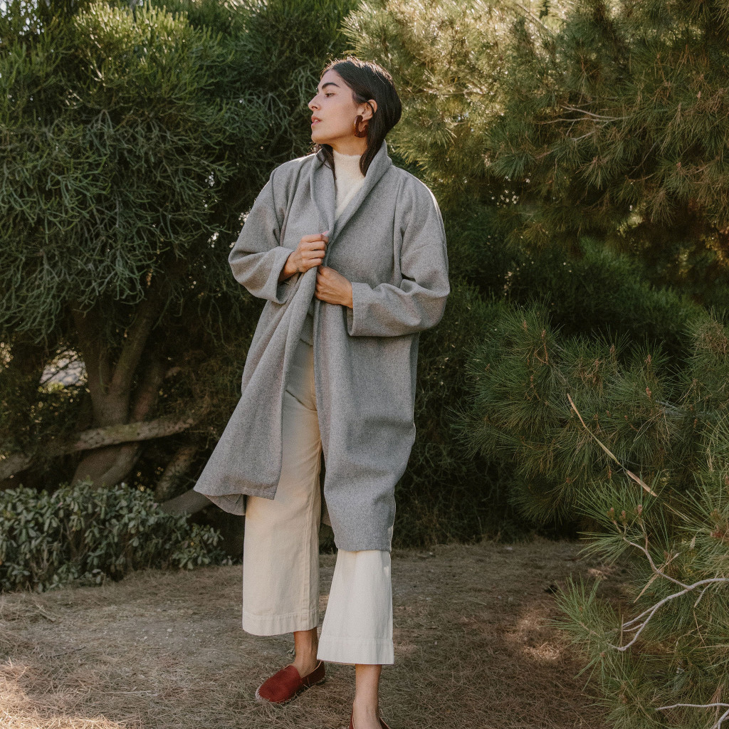 Rachel Craven : Riverside Coat