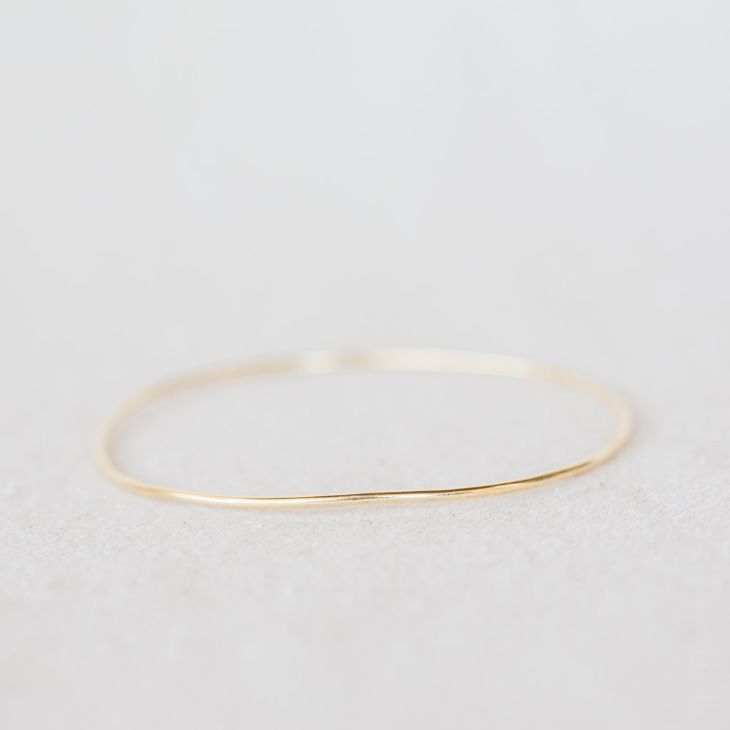 Maya Brenner : Simple Bangle