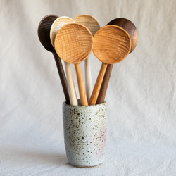 Four Leaf Woodshop : Cooking Spoon