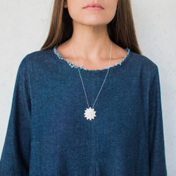 Christopher Miller : Sun Necklace