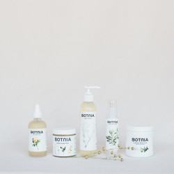 BOTNIA : Rose Water Toner