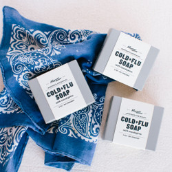 Mayron's Goods : Cold + Flu Soap