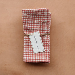 Heather Taylor Home : Soho Napkins in Peach