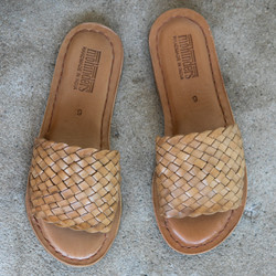 Mohinders : Woven Sandal