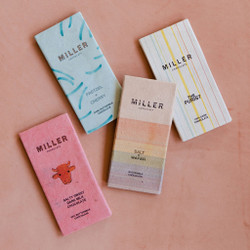 Miller Chocolate : Chocolate Bar