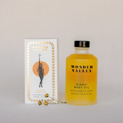 Wonder Valley : Hinoki Body Oil