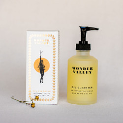 Wonder Valley : Facial Oil Cleanser