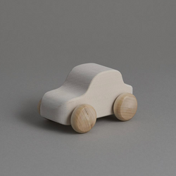 Raduga Grez : Toy Car White