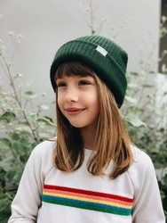 Midland Collection : Big Sur Beanie in Forest