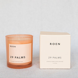 Roen : Blush Candle - 29 Palms