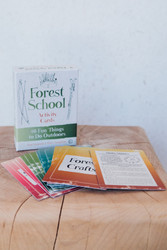 Forest School Activity Cards