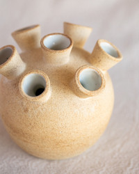 Madeleine Pellegren : Cream Collector  Vase