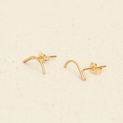 Cinq : Aries Earrings - Gold