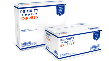 Overnight Shipping (single use)