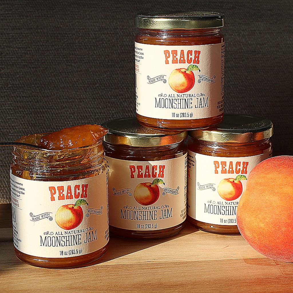 Peach Moonshine Jam (Limited Edition)