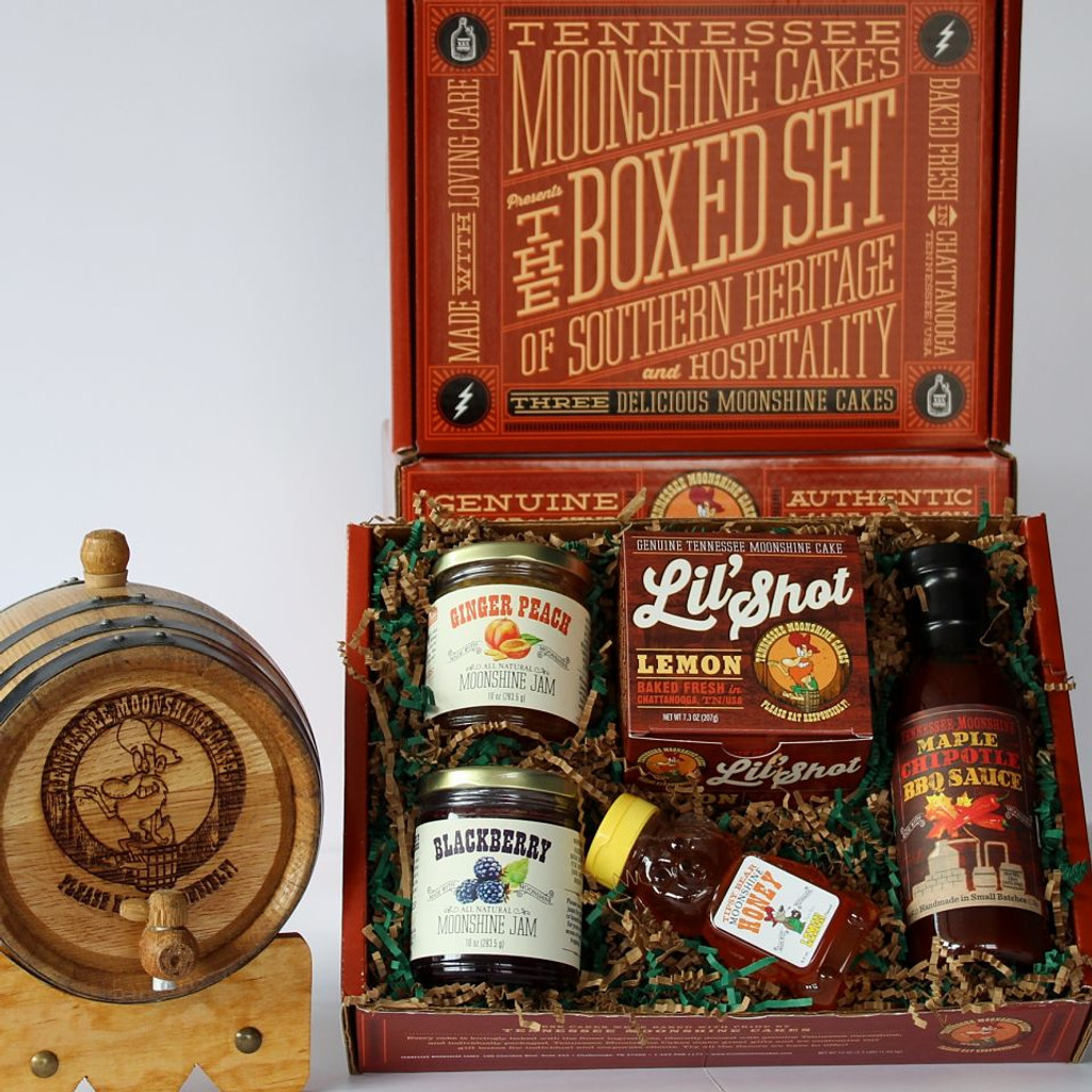 Southern Heritage Gift Box