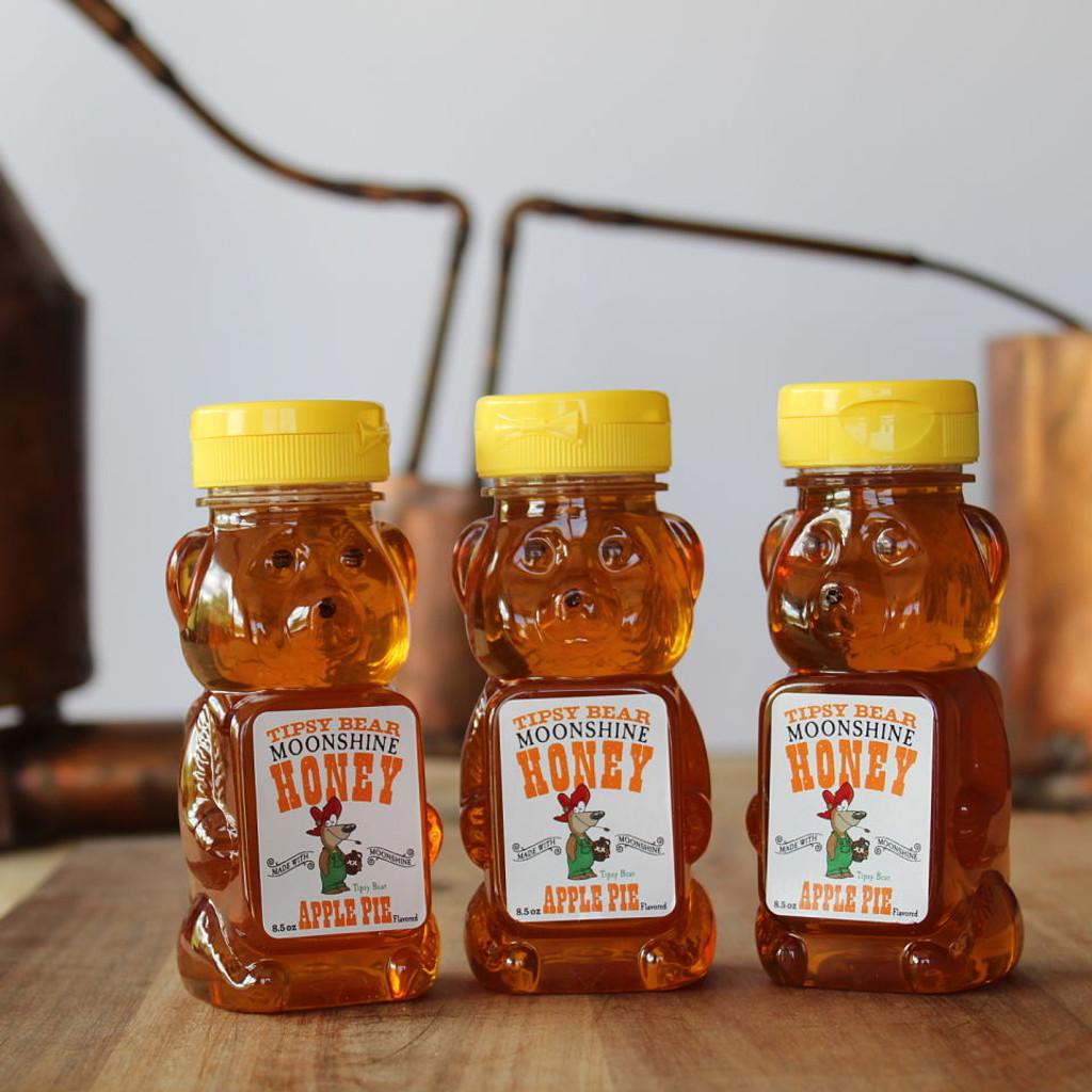Apple Pie Honey 8.5 oz