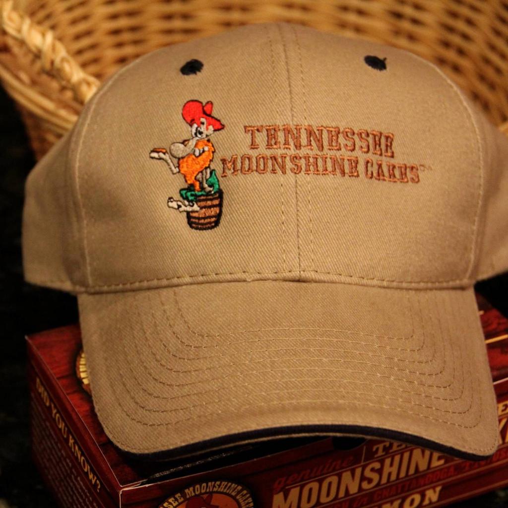 Tennessee Moonshine Cakes Baseball Cap