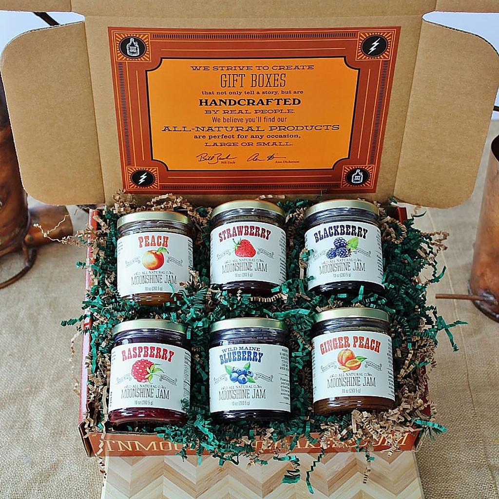 Jammin' the Moonshine Gift Box