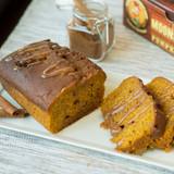 Pumpkin Caramel Moonshine Cake