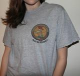 Tennessee Moonshine Cakes Tee Shirt - Vintage Gray