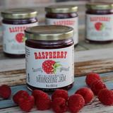 Raspberry Moonshine Jam