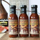 Bacon Moonshine BBQ Sauce