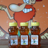 Tipsy Bear Moonshine Honey - Set of 3     Save $3