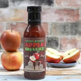 Robust and savory, our Apple Barbecue Sauce delivers great taste without overwhelming whatever you choose to grill or smoke. Our focus is always on flavor above all else and this sauce delivers on those sweet, tangy and spicy flavors you'd expect from a blue-ribbon barbecue sauce. We recommend trying it on chicken, but it would also be a fine partner on a pile of smoked pork or ribs.