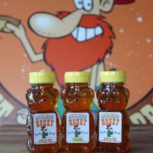 Tipsy Bear Moonshine Honey - Set of 3     Save $3